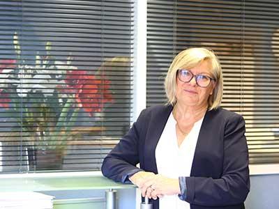 Christiane LAGRANGE assistante administrative cabinet avocats Lagrange et associés Lagrange en Vendée