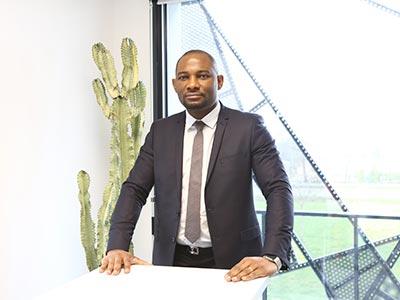 Maître Arisitide Ebongue, avocat à La Roche sur Yon